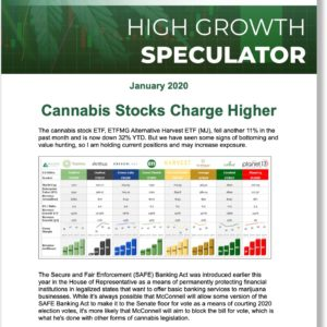High Growth Speculator Newsletter