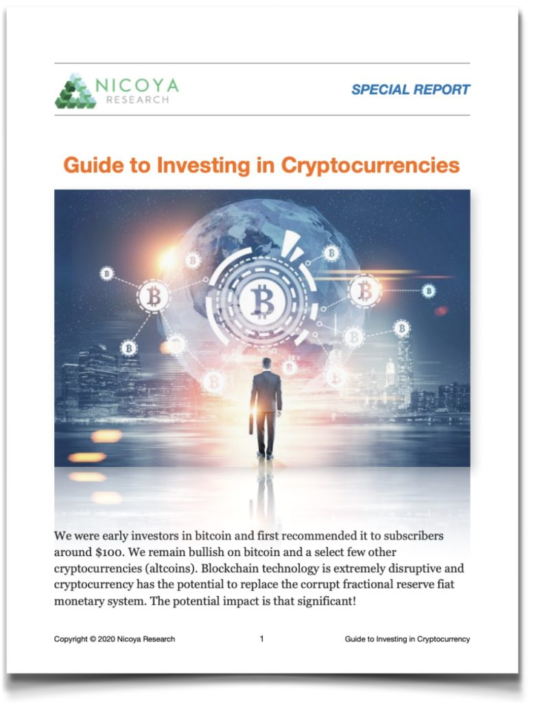 cryptocurrency technology stocks