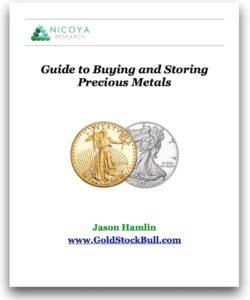 gold silver price prediction