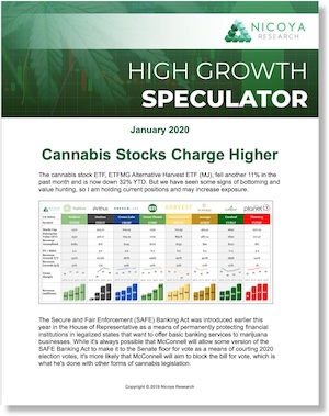 high growth speculator